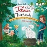Tildas Tierbande – Teil 2: Wühler, das wuschelige Wunschkaninchen: Lesung mit Anita Hopt (2 CDs)