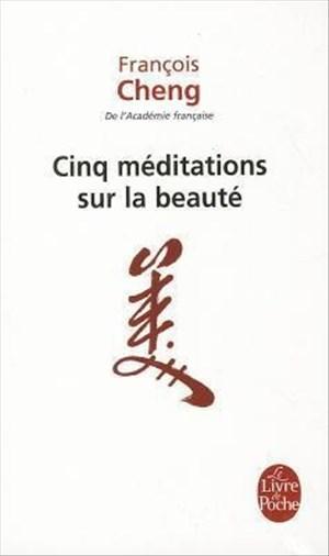 Cinq méditations sur la beauté (Le Livre de Poche) | Cover