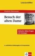 Lektürehilfen Friedrich DürrenmattDer Besuch der alten Dame. Ausführliche Inhaltsangabe und Interpretation