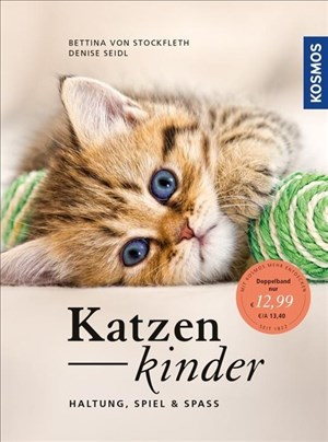 Katzenkinder: Haltung, Spiel & Spaß | Cover
