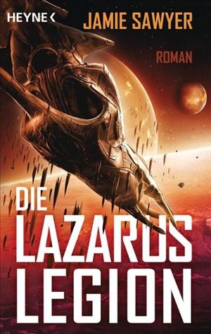 Die Lazarus-Legion: Roman   Cover
