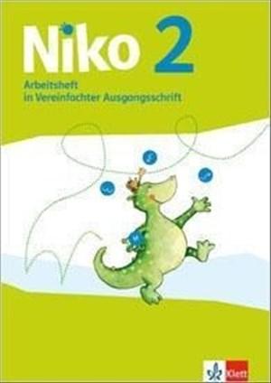Niko Sprachbuch 2: Arbeitsheft Vereinfachte Ausgangsschrift Klasse 2 (Niko Sprachbuch. Ausgabe ab 2014) | Cover