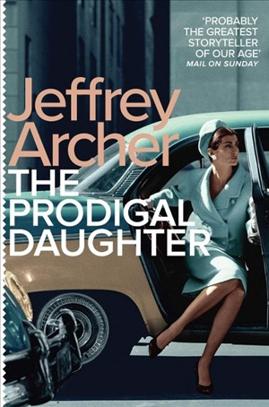 The Prodigal Daughter (Kane and Abel series, Band 2)   Cover