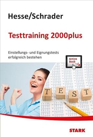 hesseschrader testtraining fr ausbildungsplatzsuchende