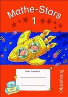 Mathe-Stars - Basiskurs: 1. Schuljahr - Übungsheft: Mit Lösungen