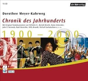 Chronik des Jahrhunderts | Cover