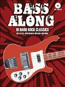 Bass Along - 10 Hard Rock Classics: Noten, CD für Bass-Gitarre