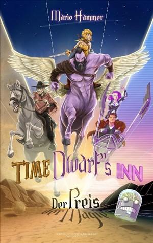 Time Dwarfs Inn: Der Preis der Magie | Cover