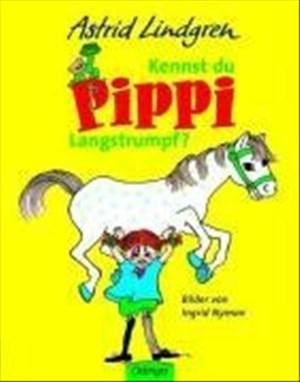 Kennst du Pippi Langstrumpf? | Cover