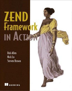 Zend Framework in Action | Cover