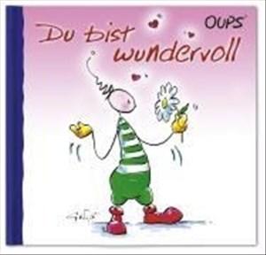 Du bist wundervoll: Oups Buch | Cover