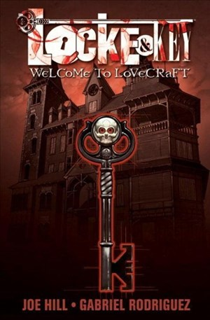 Locke & Key Volume 1: Welcome to Lovecraft | Cover