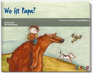 Wo ist Papa?   Cover