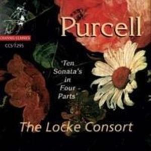 Ten Sonatas in Four Parts | Cover