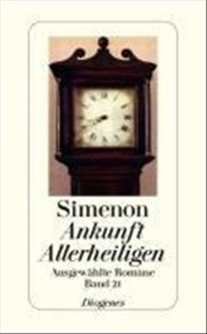 Ankunft Allerheiligen (detebe) | Cover