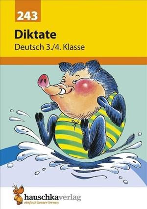 Diktate Deutsch 3./4. Klasse | Cover
