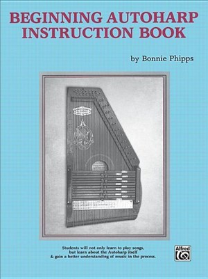 Beginning Autoharp Instruction Book | Cover