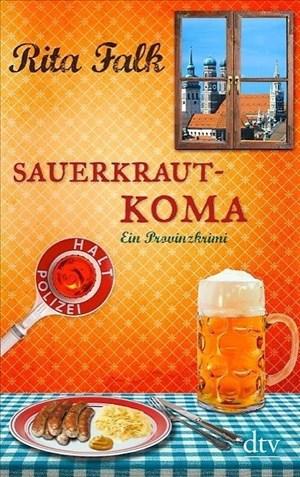 Sauerkrautkoma: Der fünfte Fall für den Eberhofer Ein Provinzkrimi (Franz Eberhofer)   Cover
