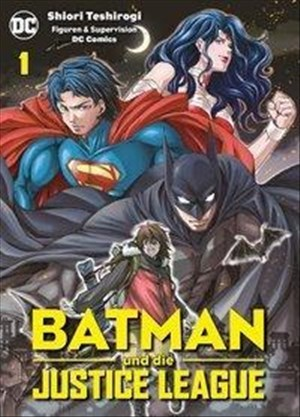 Batman und die Justice League: Bd. 1 | Cover