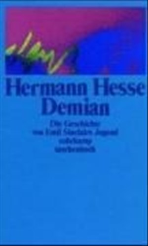 Demian: Die Geschichte von Emil Sinclairs Jugend (suhrkamp taschenbuch) | Cover