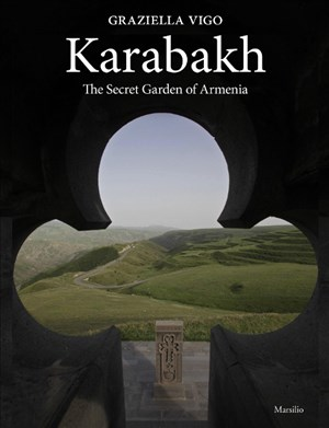 Karabakh: The Secret Garden | Cover