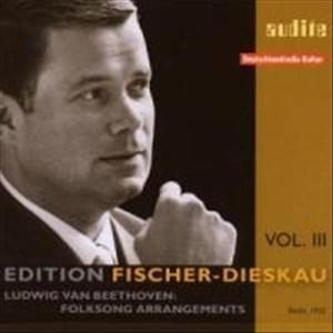 Folksong Arrangements | Cover