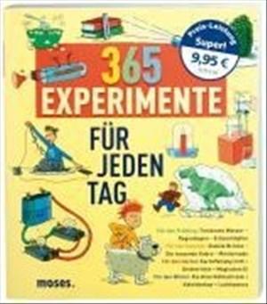 365 Experimente für jeden Tag | Cover