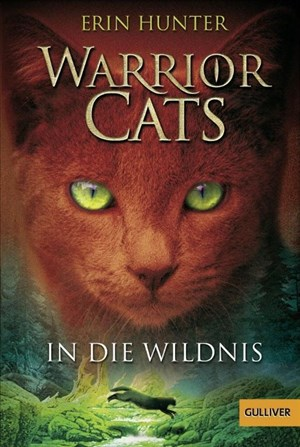 Warrior Cats. In die Wildnis: I, Band 1 | Cover