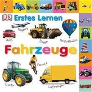 Erstes Lernen: Fahrzeuge | Cover