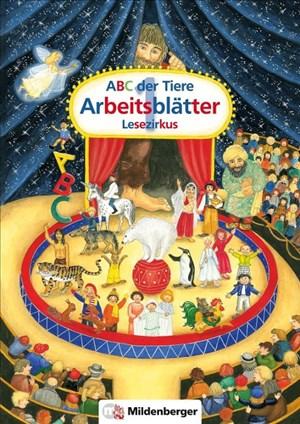 ABC der Tiere 1 - Arbeitsblätter Lesezirkus | Cover