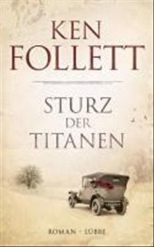 Sturz der Titanen: Die Jahrhundert-Saga   Cover