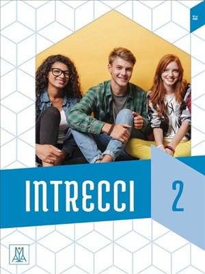 Intrecci 2: Kurs- und Arbeitsbuch | Cover