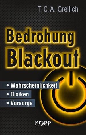 Bedrohung Blackout: - Wahrscheinlichkeit – Risiken - Vorsorge   Cover