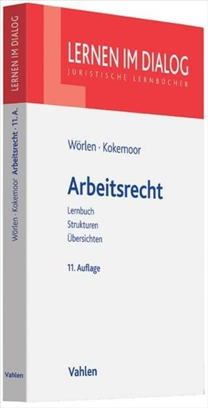 Arbeitsrecht (Lernen im Dialog) | Cover