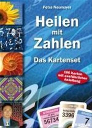 Heilen mit Zahlen. Das Kartenset: 180 Karten mit ausführlicher Anleitung | Cover