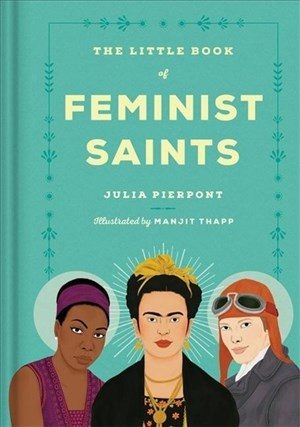 The Little Book of Feminist Saints | Cover