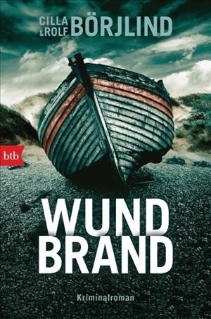 Wundbrand: Kriminalroman (Die Rönning/Stilton-Serie, Band 5)   Cover