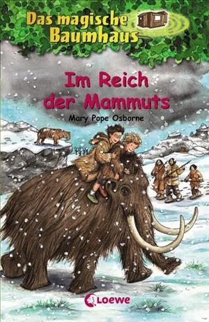 Das magische Baumhaus 7 - Im Reich der Mammuts | Cover