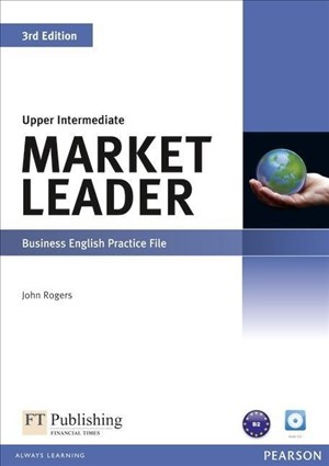 Market Leader Upper Intermediate Practice File (with Audio CD) | Cover