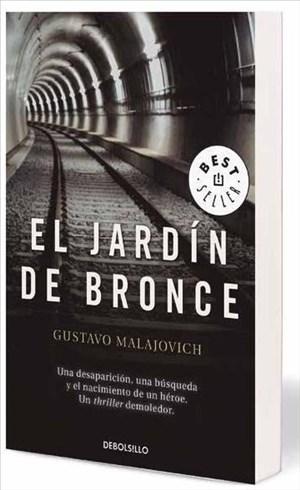 Malajovich, G: Jardín de bronce (Best Seller)   Cover