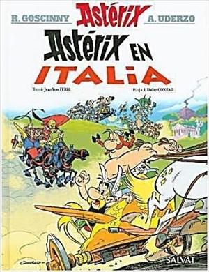 Asterix 37. Astérix en Italia (Castellano - A Partir De 10 Años - Astérix - La Colección Clásica) | Cover