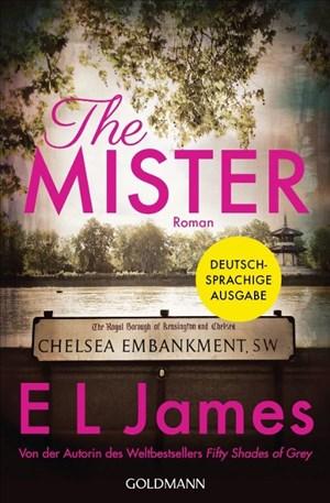 The Mister: Roman - Deutschsprachige Ausgabe   Cover