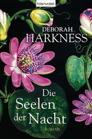 Die Seelen der Nacht: Roman (Diana & Matthew Trilogie, Band 1)   Cover