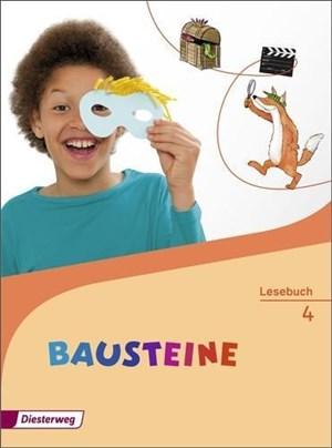 BAUSTEINE Lesebuch - Ausgabe 2014: Lesebuch 4   Cover