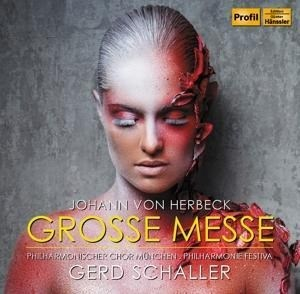 Herbeck: Große Messe e-Moll | Cover