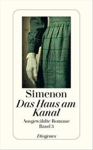 Das Haus am Kanal: Ausgewählte Romane (detebe)   Cover