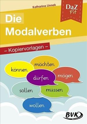 DaZ fit: Die Modalverben - Kopiervorlagen | Cover