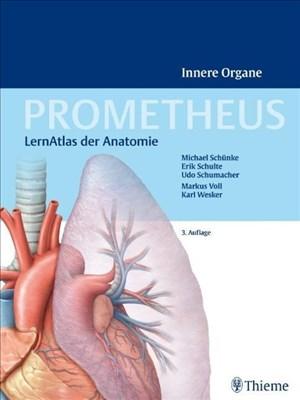 PROMETHEUS Innere Organe: LernAtlas Anatomie   Cover