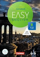 Easy English: B1: Band 2 - Kursbuch mit Audio-CD und Video-DVD