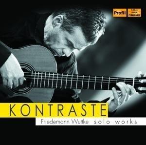 Wuttke: Kontraste | Cover